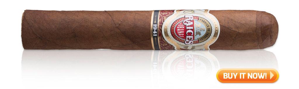 Alec Bradley Raices Cubanas honduran cigars on sale