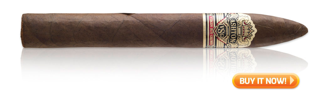 Ashton VSG torpedo cigars on sale