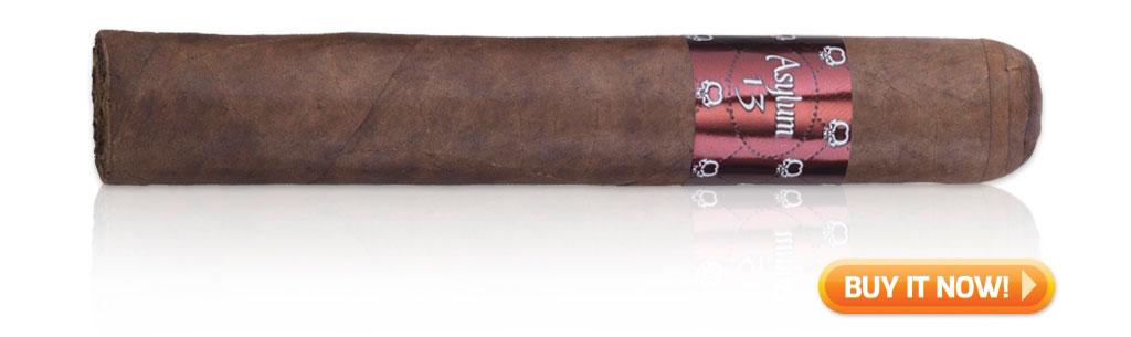 Asylum 13 Corojo Honduran cigars on sale