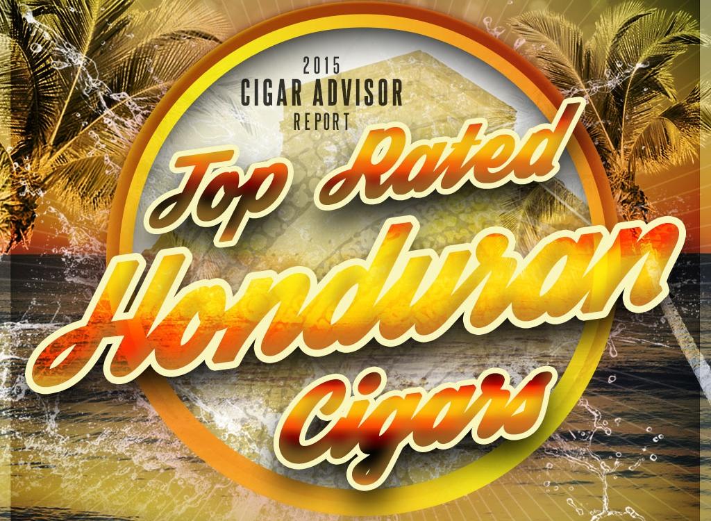 2015 CA Report: Top Rated Honduran Cigars