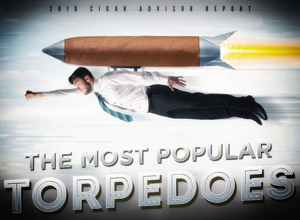 CA 2016 Report: Most Popular Torpedo Cigars