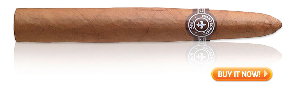 Montecristo No 2 torpedo cigars on sale