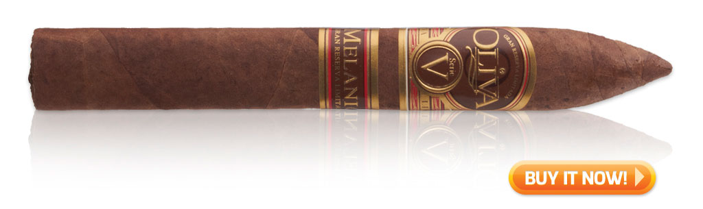 Oliva serie v Melanio Torpedo cigars on sale