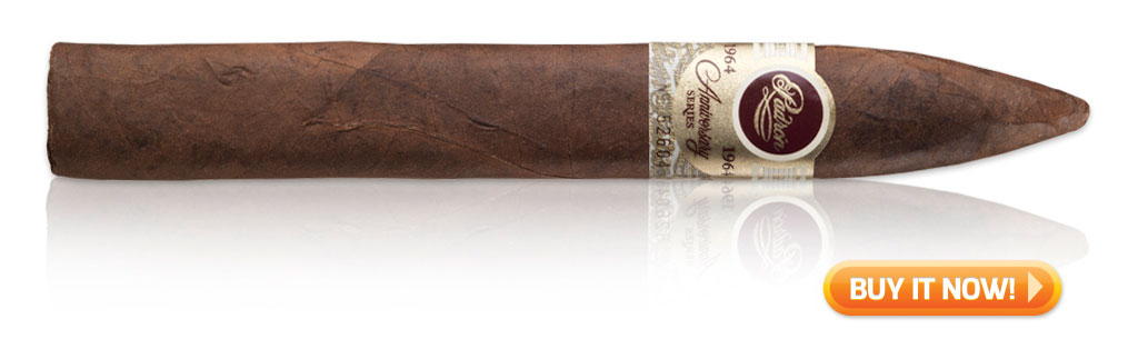 Padron 1964 Torpedo cigars on sale