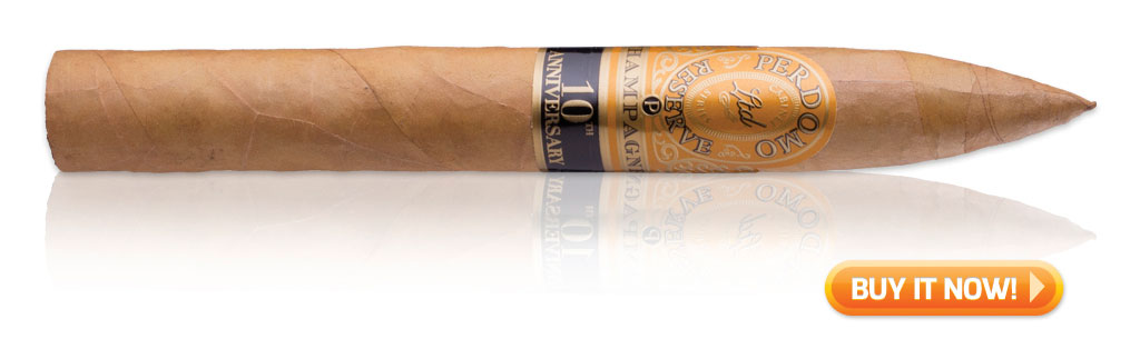 Perdomo Champagne Torpedo cigars on sale