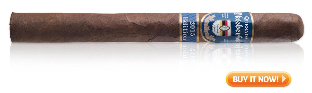 2015 best new cigars Quesada Oktoberfest 2015 cigars on sale