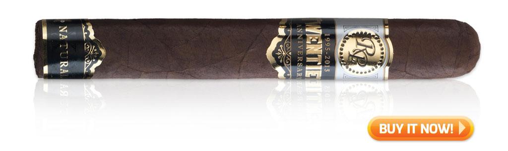 rocky patel twentieth anniversary cigar review