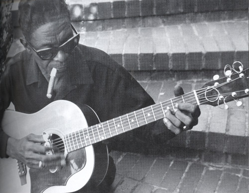 lightnin hopkins cigar boxes guitars