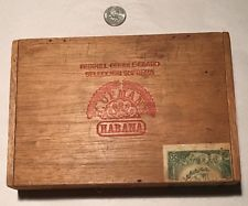 old upmann cigar boxes