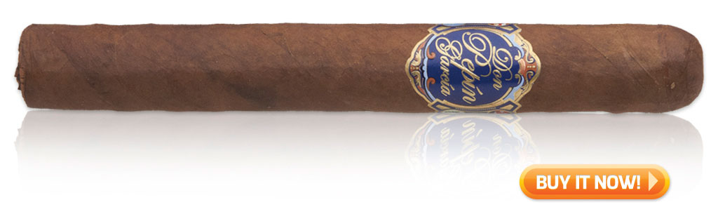 Don Pepin Garcia Blue Delicias cigars on sale