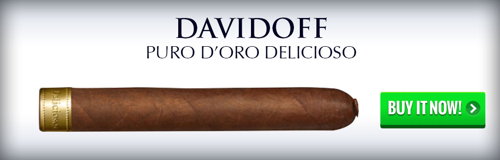 davidoff puro d'oro deliciosos dominican cigars on sale