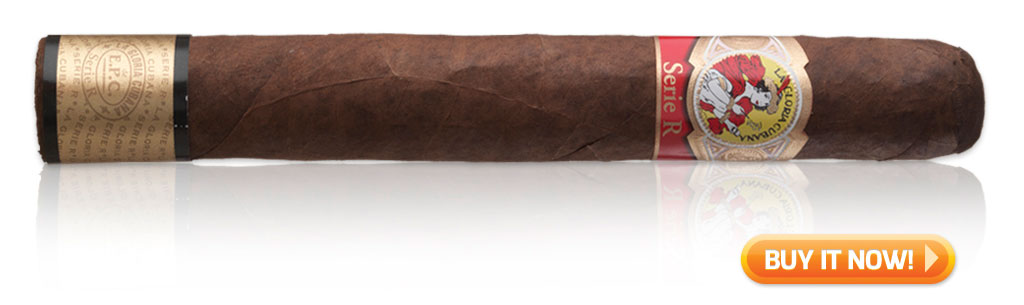 La Gloria Cubana Serie R Churchill cigars on sale7
