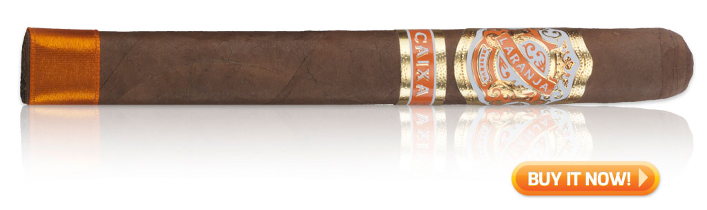 Laranja Reserva Caixa churchilll cigars on sale