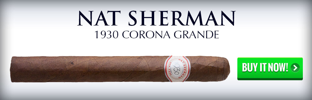 Nat Sherman 1930 Dominican cigars on sale