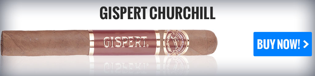 gispert churchill mild cigars on sale
