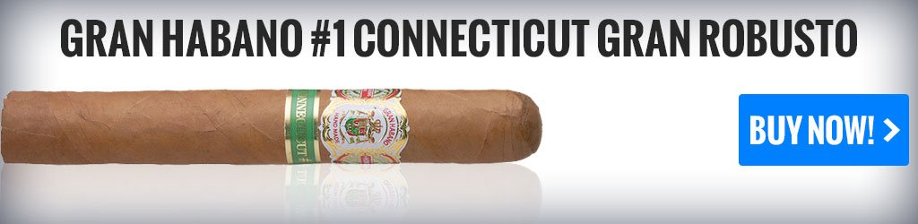 gran habano #1 mild cigars on sale