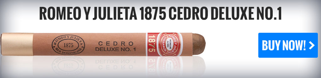 romeo y julieta ryj 1875 mild cigars on sale
