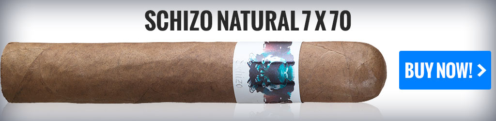 buy schizo 70x7 cigars best value nicaraguan cigars