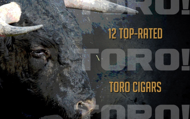 2016 CA Report: Top Rated Toro Cigars