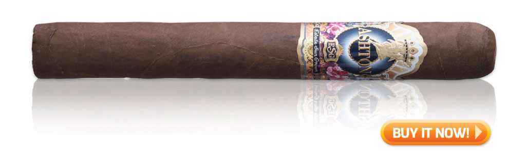 buy Ashton Estate Sun Grown 23 Year Salute toro cigars on sale
