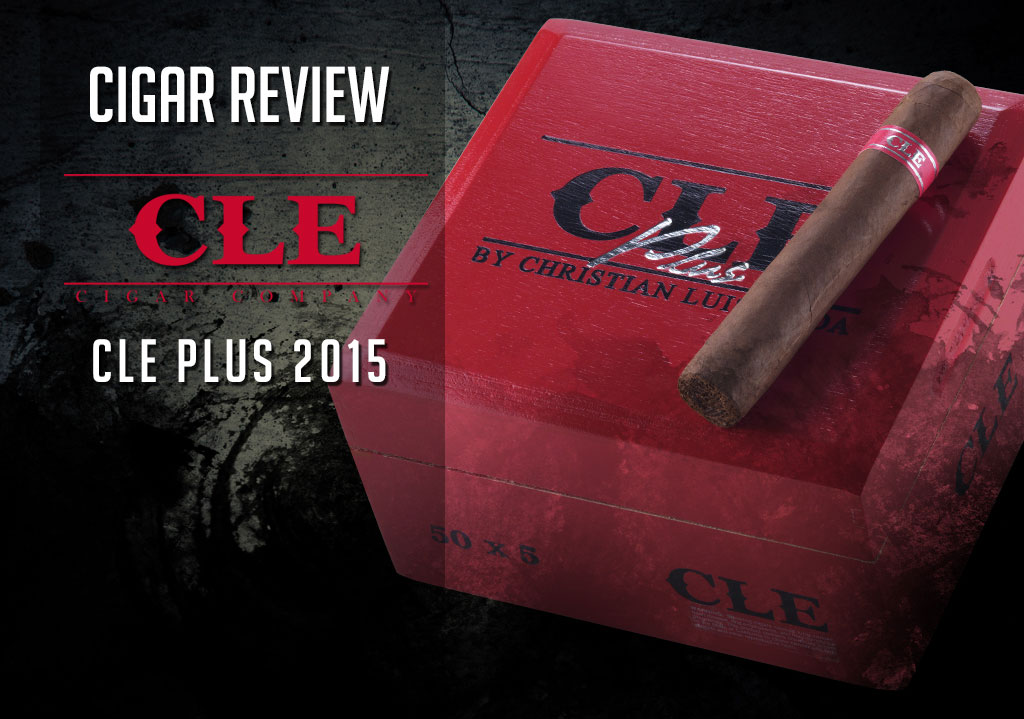 CLE Plus 2015 Cigar Review: Video