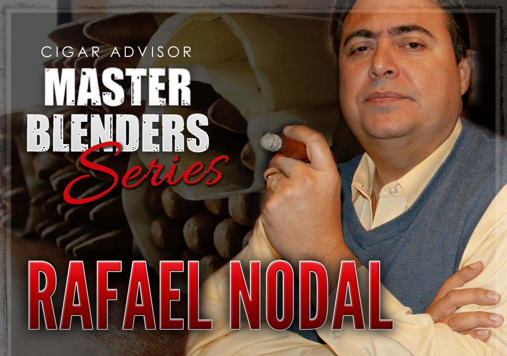 Rafael Nodal boutique blends cigars interview