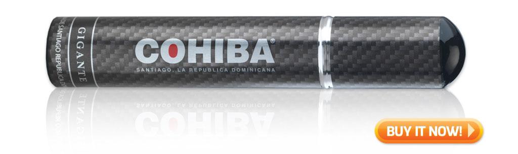 buy Cohiba black cigars on sale best tasting Maduro