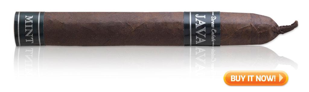 buy Java Mint cigars on sale best tasting Maduro