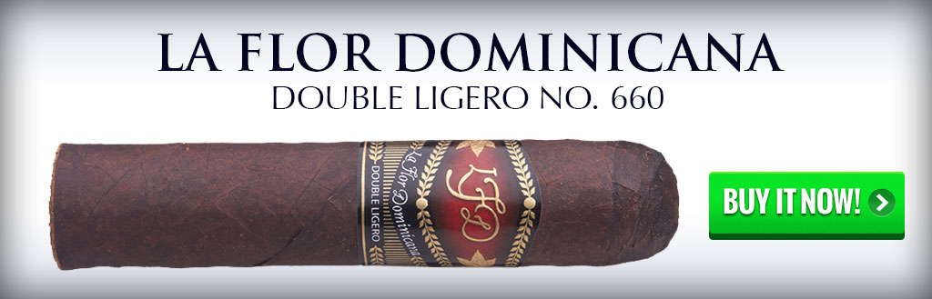 la flor dominicana double ligero 60 ring cigars on sale