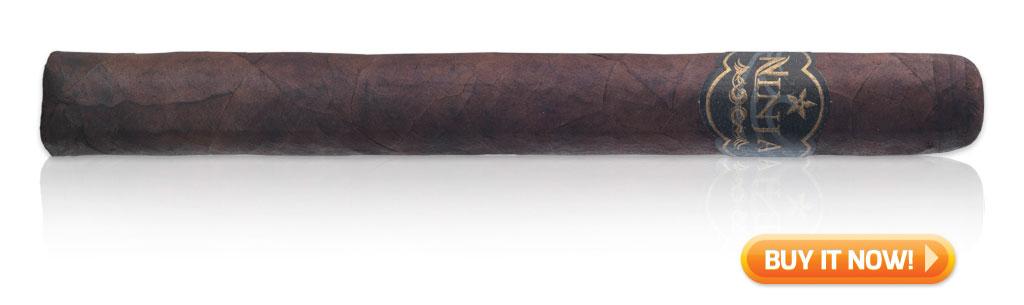 buy gurkha ninja cigars on sale best tasting Maduro