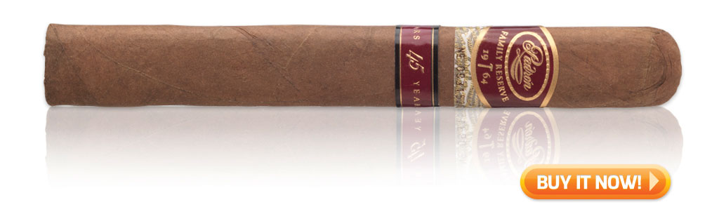 buy Padron family reserve 45 year toro cigars on sale