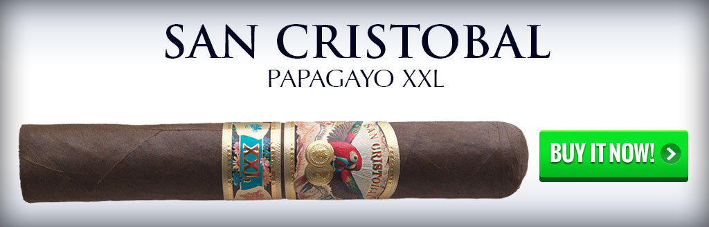 san cristobal papagayo 60 ring cigars on sale