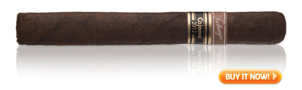 buy Tatuaje Cojonu 2012 toro cigars on sale