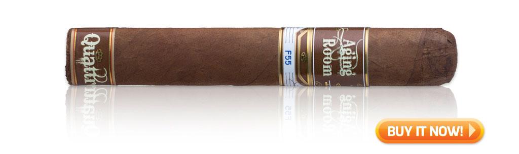 buy Aging Room Quattro F55 cigar pairings