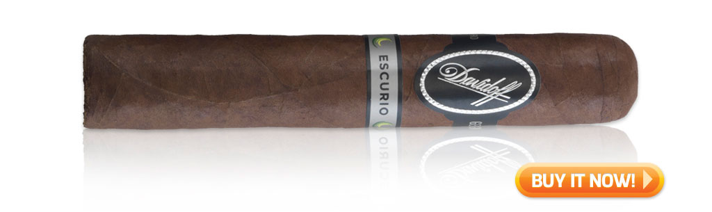 buy Davidoff Escurio cigar pairings