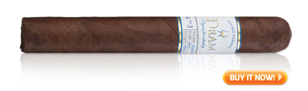 buy Dram Cask cigar pairings