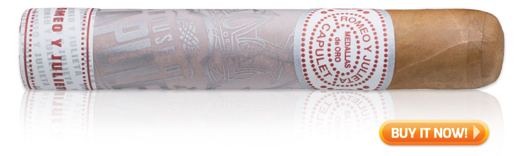 Romeo y Julieta House of Capulet Cigars