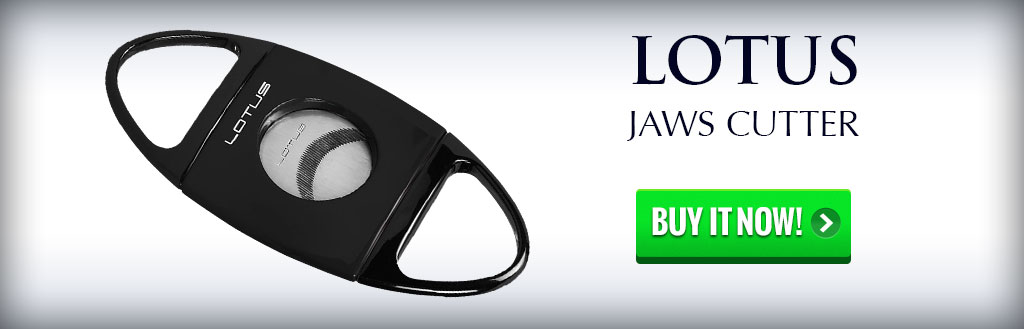 lotus jaws cigar cutters