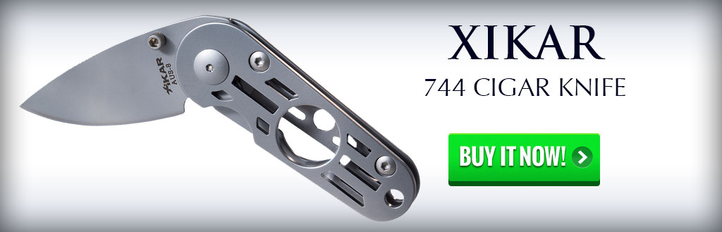 xikar knife cigar cutters