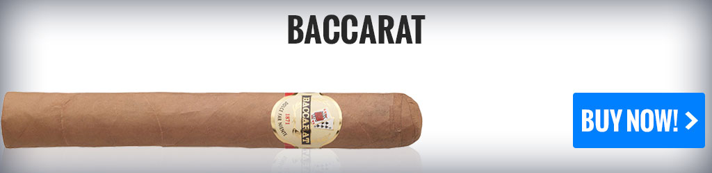 buy baccarat cigars best selling mild cigars