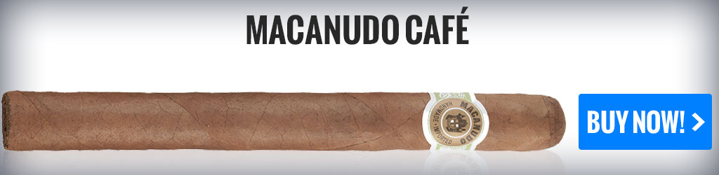 buy macanudo cafe cigars best selling mild cigars