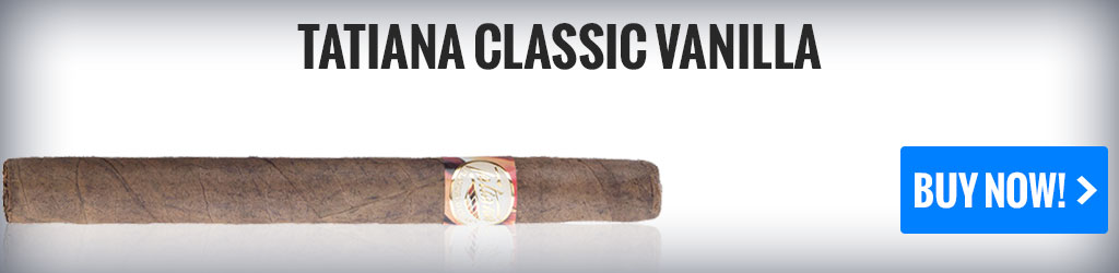 buy tatiana vanilla cigars best selling mild cigars