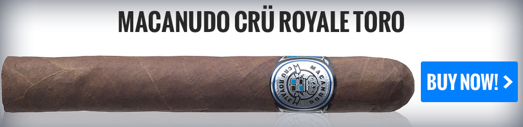 buy macanudo cru royale cigars underrated dominican cigars