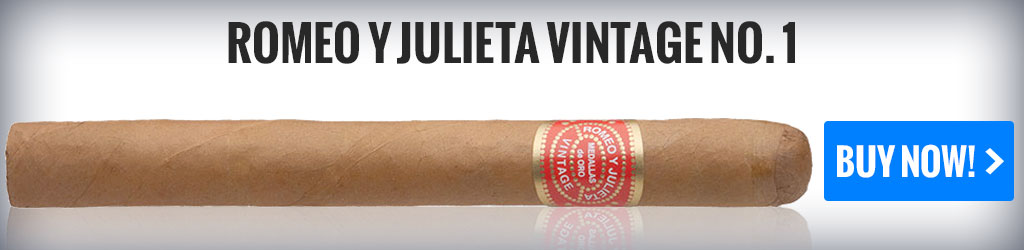 buy romeo y julieta vintage cigars underrated dominican cigars