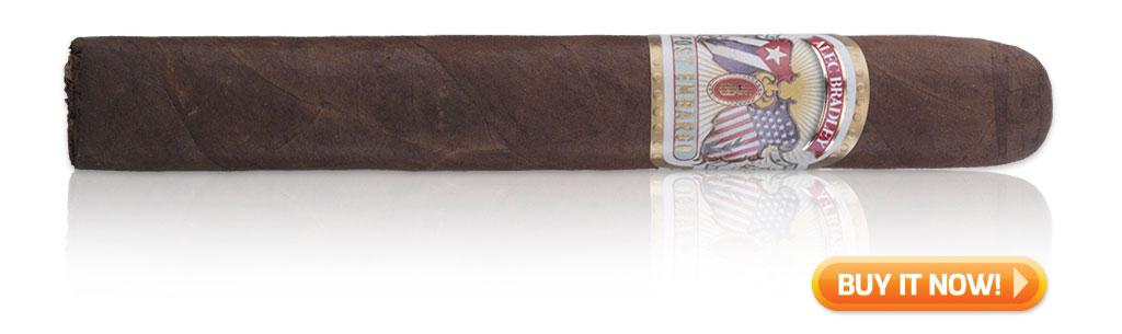 buy Alec Bradley Post Embargo full bodied cigars