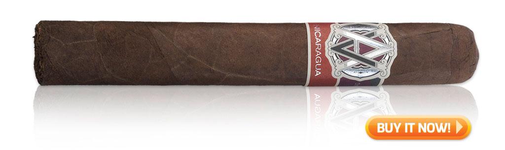 buy AVO Syncro Nicaragua cigar review