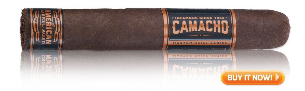 buy camacho American Barrel Aged Gordo bachelor party cigars