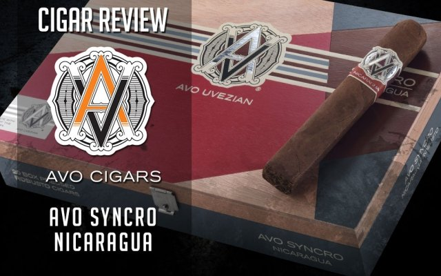 Avo Syncro Nicaragua Cigar Review – Video