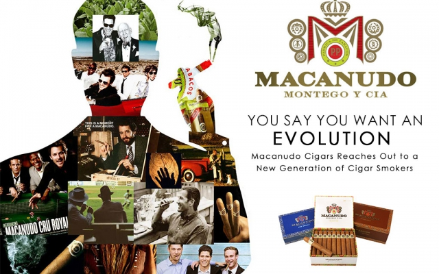 Macanudo Cigars – Evolution for a New Generation