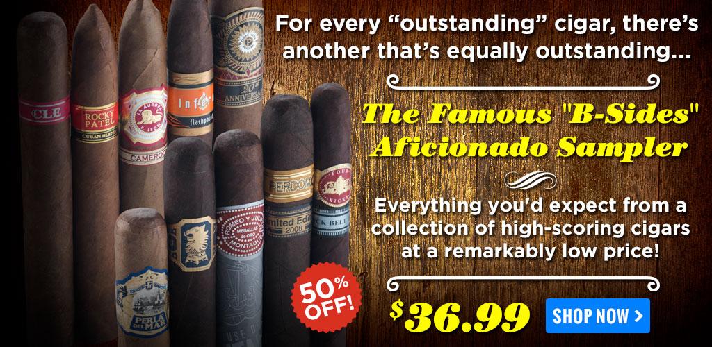 top 25 cigars of 2015 sampler alternatives